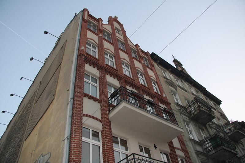termoizolacja lidenskap renowacja zabytków Poznań